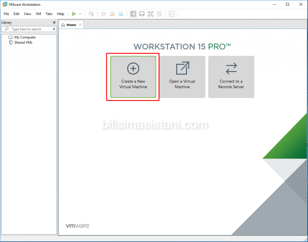 vmware worstation virtual machine