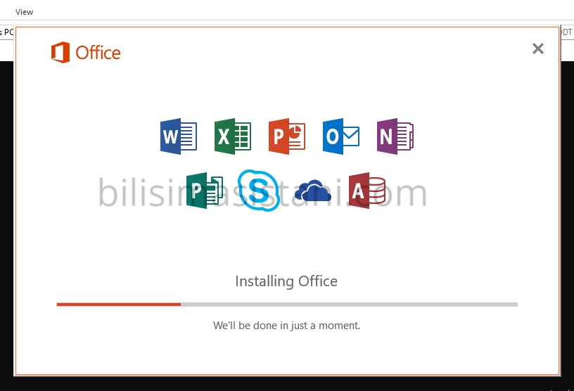 Office Yükleme