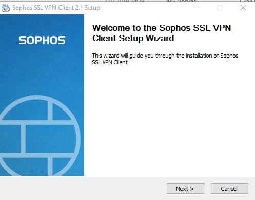 sophos firewall ssl vpn kurma